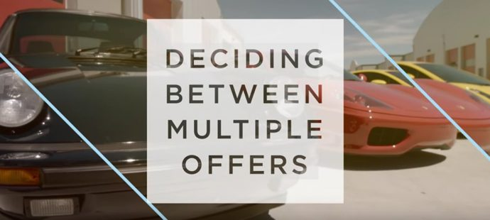 RE/MAX Own It – Deciding Between Multiple Offers